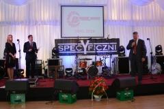 Uroczystość 25-lecia istnienia firmy Bury Maszyny Rolnicze