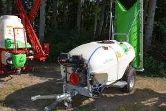 Opryskiwacze sadownicze stanową ważną cześć oferty produktowej firmy Bury Maszyny Rolnicze.