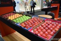 Fruit_Logistica_2018_10_Kilka odmian jabłek na raz miedzy innymi Pink Lady i Jazz