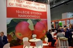 Fruit_Logistica_2018_10_lat Polskiego stoiska