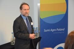 Paweł Banach, dyrektor Działu Rejestracji i Rozwoju Produktów Sumi Agro Poland