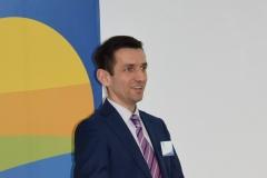 Dr hab. Wojciech Pusz, prof. nadzw. z UP we Wrocławiu