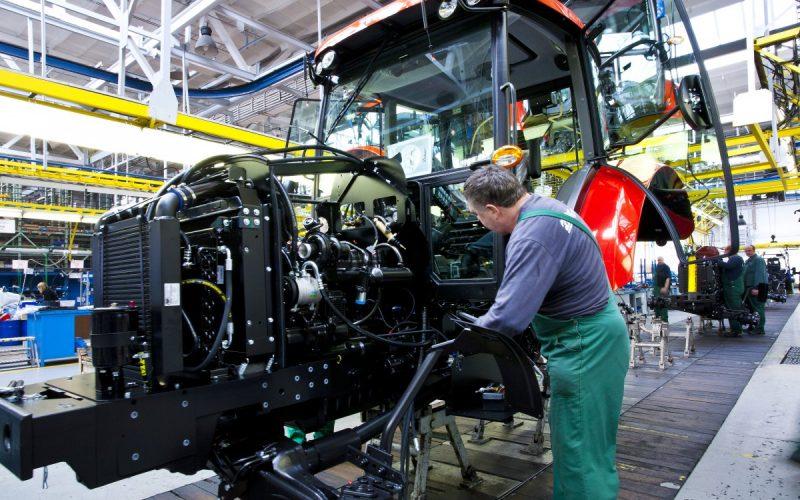 Zetor z silnikiem Deutz AG