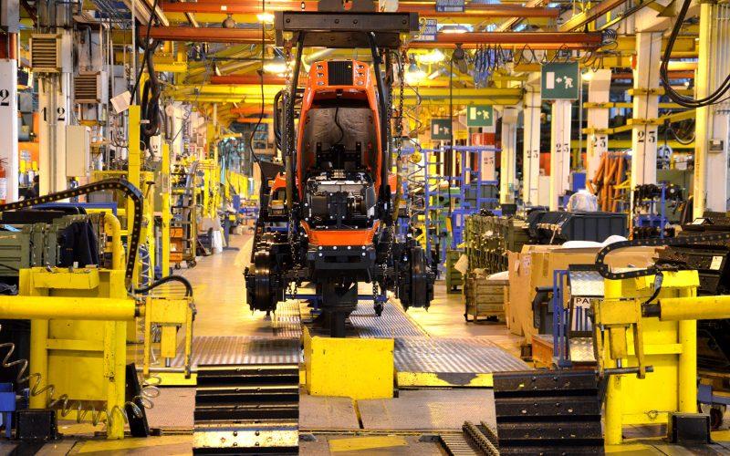 Fabryka ciągników w Treviglio
