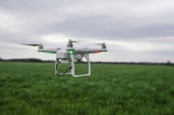 Drony nad polskimi uprawami