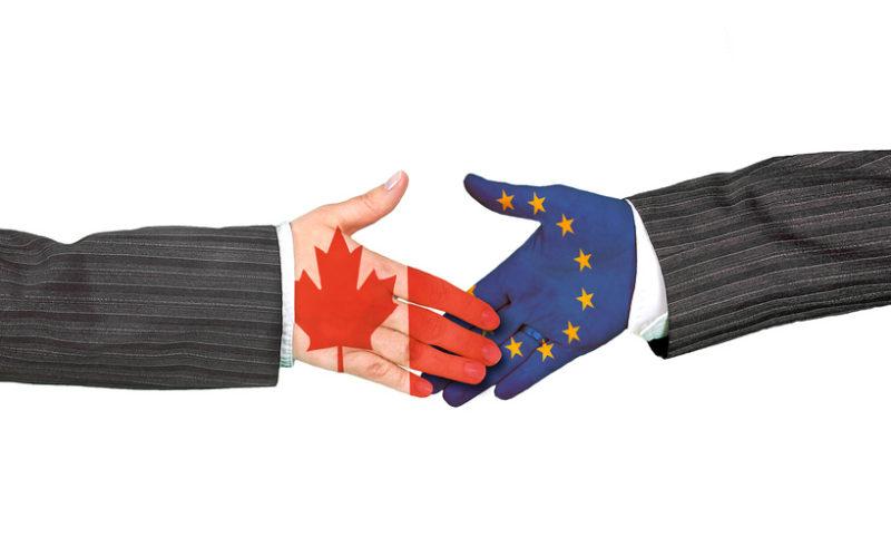 CETA wejdzie w życie