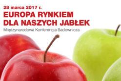 """""""Europa rynkiem dla polskich jabłek"""""""