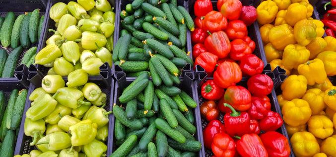 Coraz większa podaż krajowych warzyw