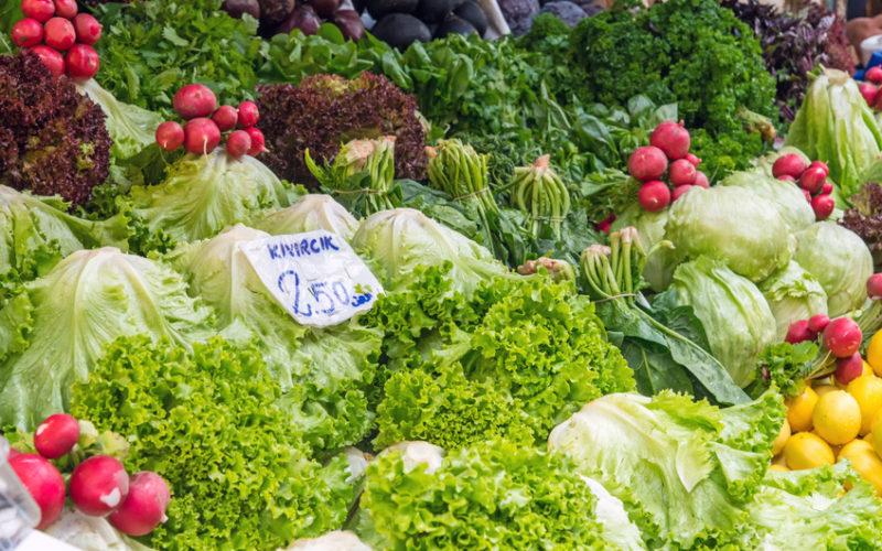 Temperatura w dół, ceny warzyw w górę