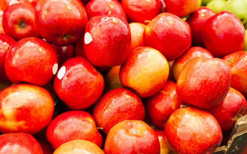 Ceny jabłek ostro w górę