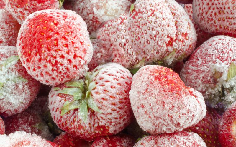 Wzrasta eksport mrożonych owoców z Polski