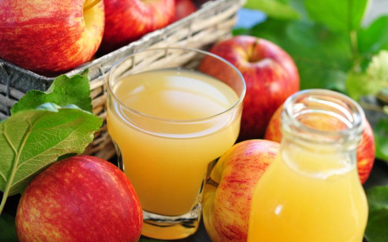 Małe dostawy jabłek do produkcji soku zagęszczonego?