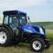 New Holland zaprezentował nową serię ciągników – T4 F/N/V