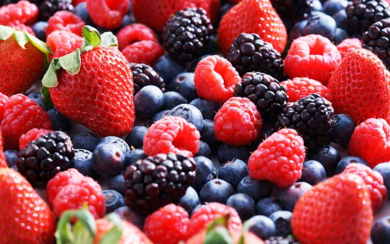 Skupu owoców sezonowych do przetwórstwa wchodzi w decydującą fazę