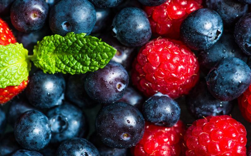 Jak kształtują się ceny owoców miękkich?