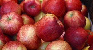 Sytuacja na rynku jabłek