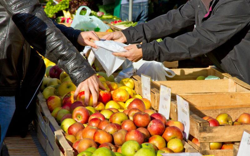 Jakie ceny na rynku owoców?