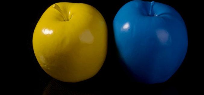 Jabłka z Ukrainy?