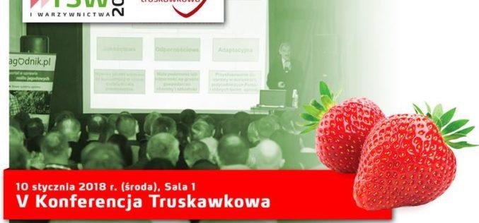 V Konferencja Truskawkowa