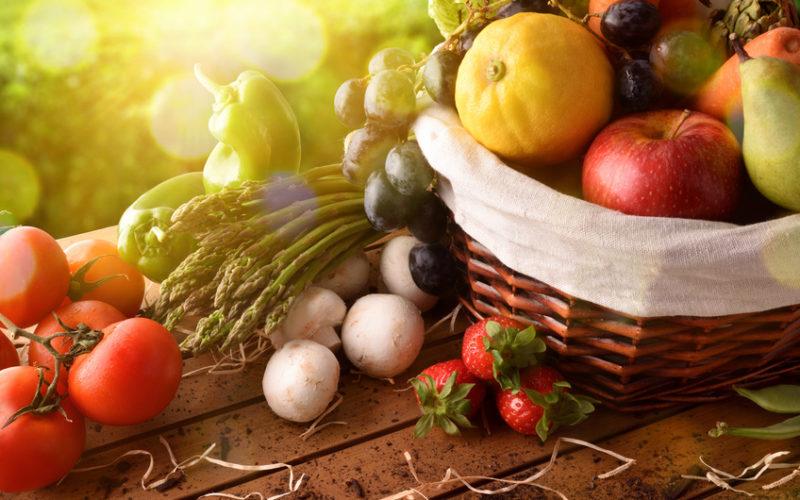 Podsumowanie zbiorów owoców i warzyw w 2017 r.