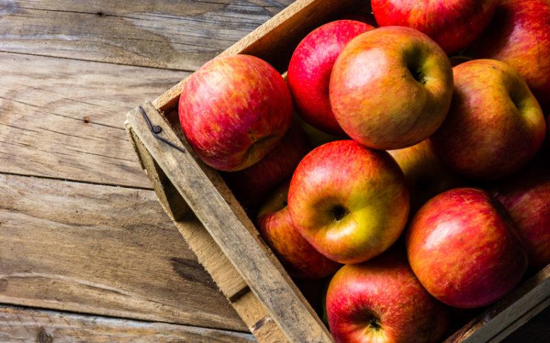 Na rynku jabłek 2018 rok rozpoczął się spokojnie