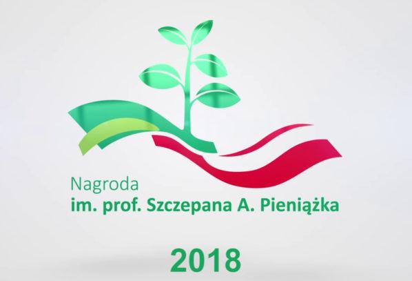 Nagroda im. Prof. Szczepana A. Pieniążka na TSW 2018!