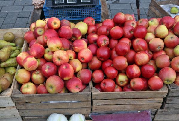 Optymistyczne nastroje na rynku jabłek