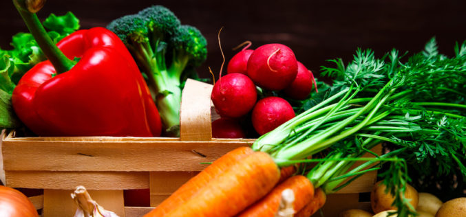 Jakie ceny na rynku warzyw?