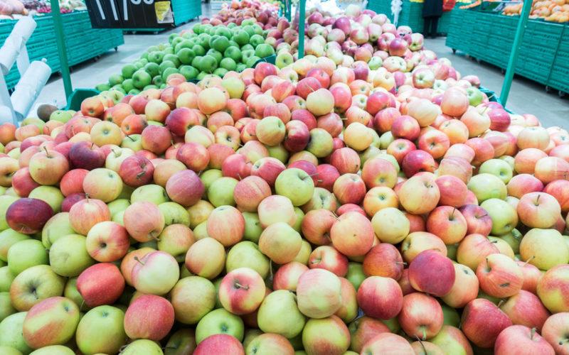 Dobra koniunktura na rynku jabłek