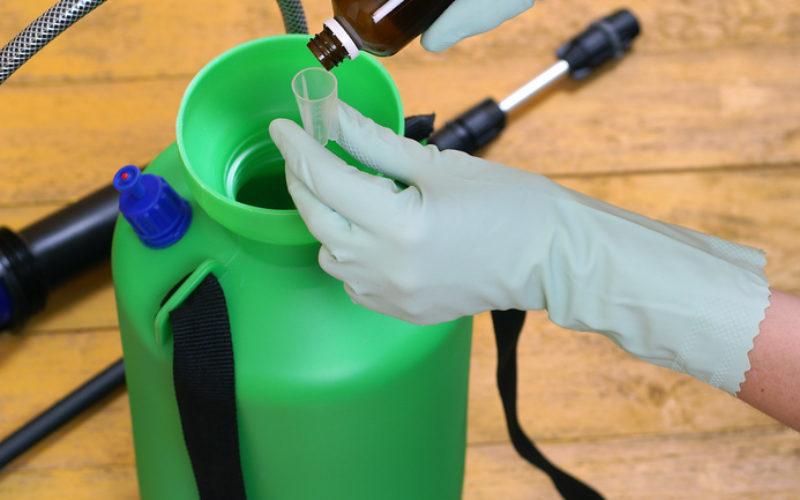 Wprowadzenie do obrotu środków ochrony roślin