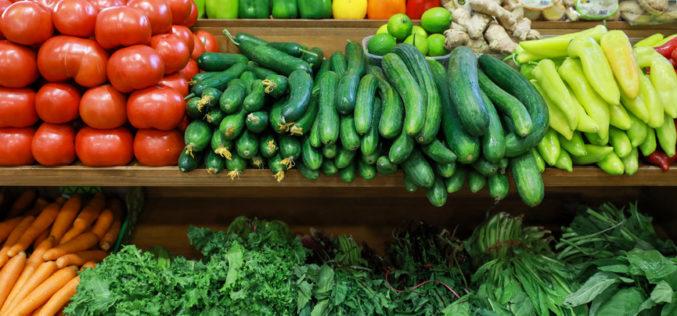 Jakie cen warzyw?