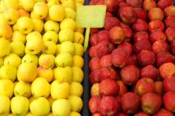 Coraz silniej na rynku zaznacza się obecność importowanych jabłek