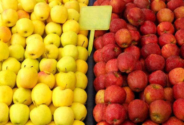 Ceny jabłek deserowych nawet 3 – krotnie niższe niż w roku ubiegłym