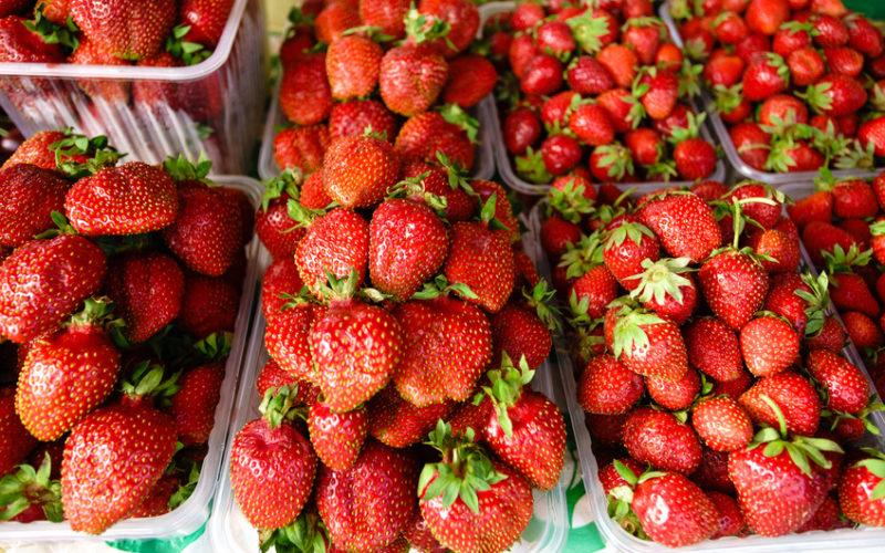 Rosną ceny truskawek